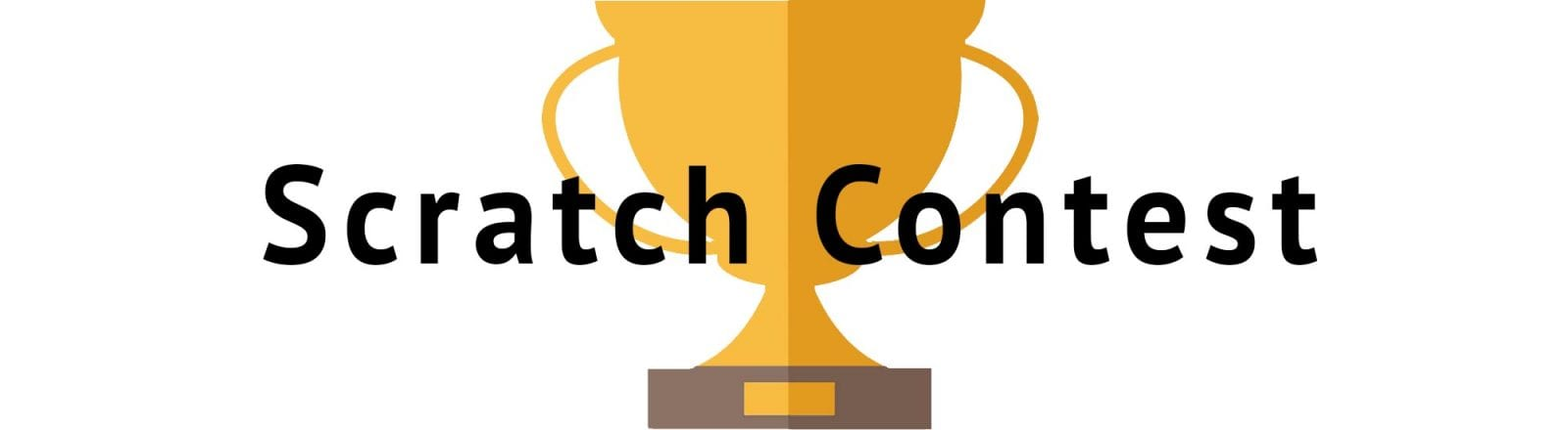 Scratch Contest Logo