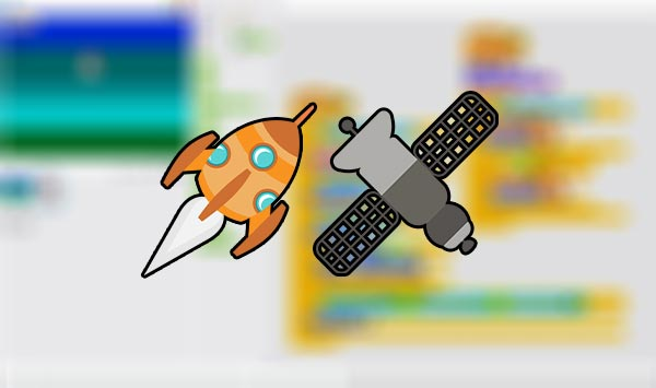 Curso de Lanzamiento de Satélite a la Exosfera en Scratch