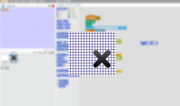 Curso de cuadrículas en Scratch