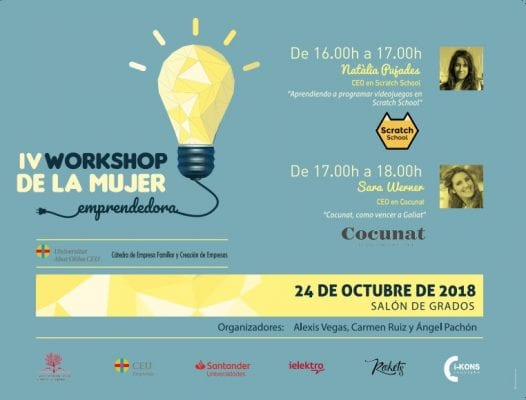 IV Workshop de la Mujer