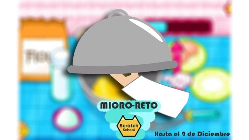Micro-reto 2 Receta en Scratch
