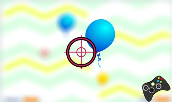 Balloon Shooter jugar online Scratch