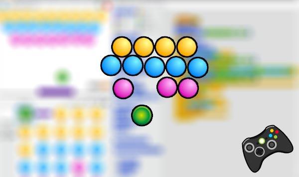 Jugar a Bubbles en Scratch
