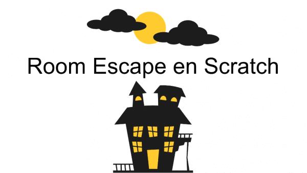 Programa tu Room Escape en Scratch